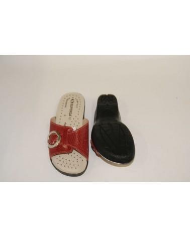 Sandalo Infradito in gomma bianca Superga