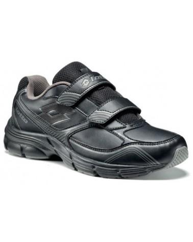 Pantofola superga in caldo panno nero con fondo in gomma. Disponibile anche nelle misure da uomo dal numero 42 al numero 46.