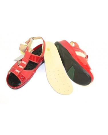 Rosso Susimoda Plantare Sandalo Con Estraibile vZw5Cx7q