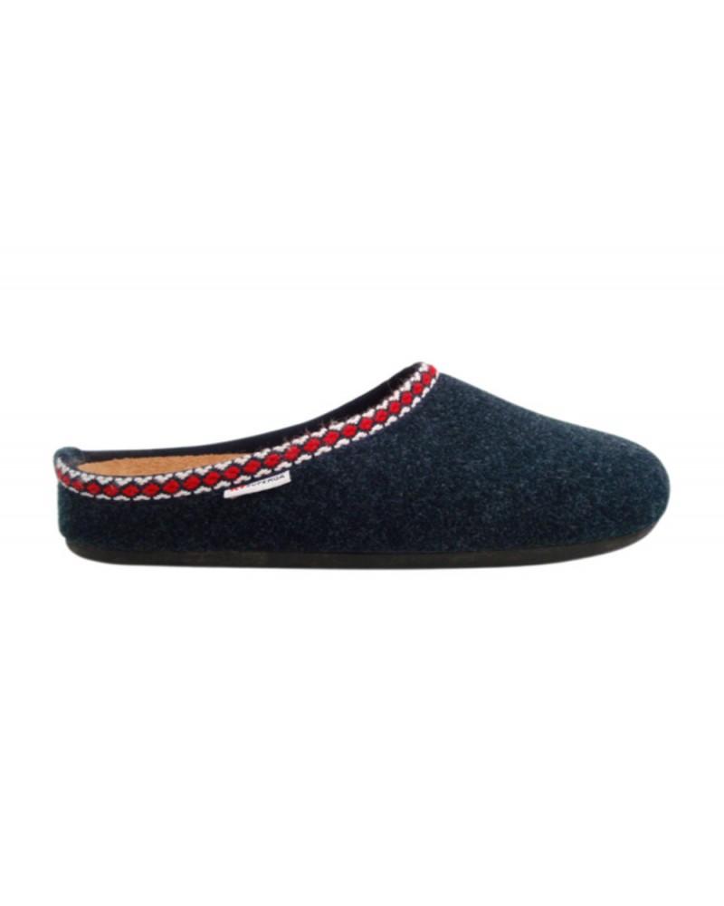 elegante e grazioso sito web professionale come ottenere Pantofola Superga 3790 in lana cotta blu
